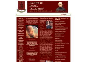 Catholicmediacoalition.org thumbnail