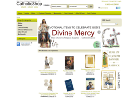 Catholicshop.ca thumbnail