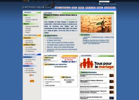Catholique.org thumbnail