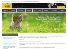 Catsrayleigh.org.uk thumbnail
