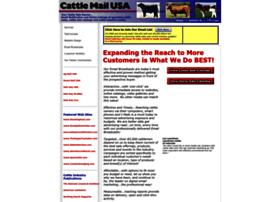 Cattlemailusa.com thumbnail