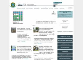 Caudf.gov.br thumbnail