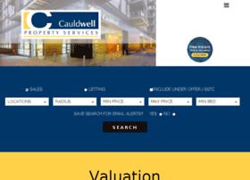 Cauldwellproperty.co.uk thumbnail