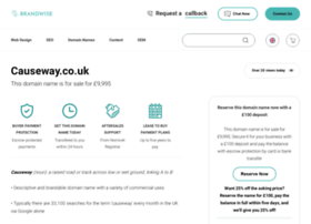 Causeway.co.uk thumbnail