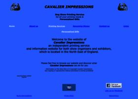 Cavalierimpressions.co.uk thumbnail
