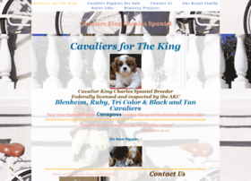 Cavaliersfortheking.com thumbnail