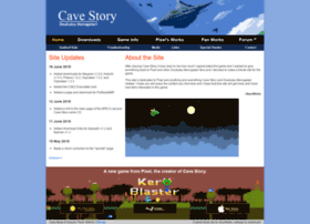 Cavestory.org thumbnail