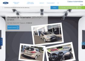 Cazauxautomobiles.fr thumbnail