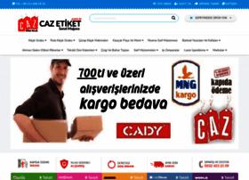 Cazetiket.com.tr thumbnail