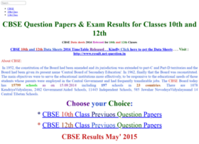 Cbse.net-question.in thumbnail