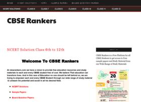 Cbserankers.com thumbnail
