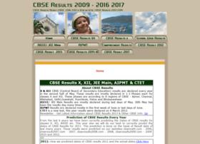 Cbseresults2009.com thumbnail