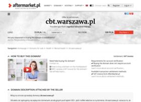 Cbt.warszawa.pl thumbnail