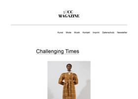 Cc-magazine.de thumbnail