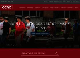 Ccac.edu thumbnail