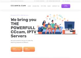 Cccamia.com thumbnail