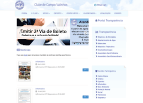 Ccvalinhos.com.br thumbnail