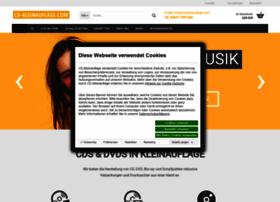 cd-kleinauflage.com at WI. CD-Kleinauflage.com - CD Produktion, CD  Herstellung, DVD Herstellung