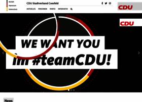 Cdu-coesfeld.de thumbnail