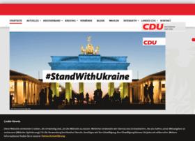 Cdu-oderspree.de thumbnail