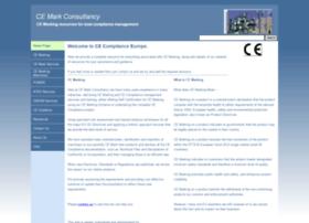 Ce-compliance.co.uk thumbnail