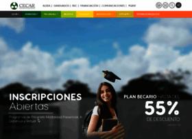 WWW_DESTOON_ORG_cecar.edu.coatWebsiteInformer.CECAR.VisitCECAR.