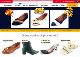 Cecicalcados.com.br thumbnail