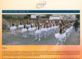Cedapsantacruz.com.br thumbnail