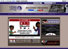 Cedhj.org.mx thumbnail