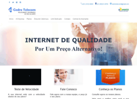 Cedrotelecom.com.br thumbnail