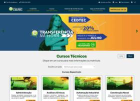 Cedtec.com.br thumbnail
