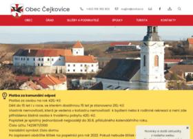 Cejkovice.cz thumbnail