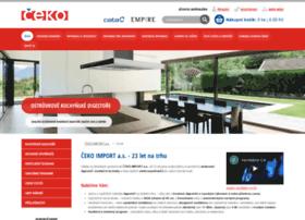 Cekoimport.cz thumbnail