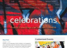 Celebrationsevent.in thumbnail