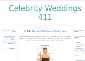 Celebrityweddings411.com thumbnail