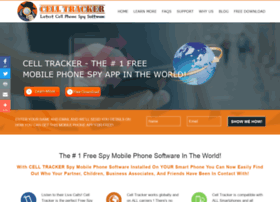 Cell-trackers.com thumbnail