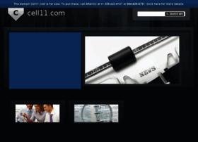 Cell11.com thumbnail