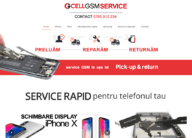 Cellgsmservice.ro thumbnail