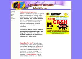 Cellprotronics.co.za thumbnail