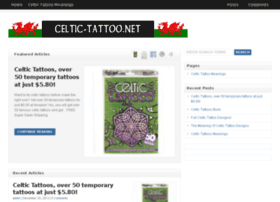 Celtic-tattoo.net thumbnail