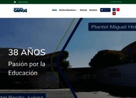 Cenca.edu.mx thumbnail
