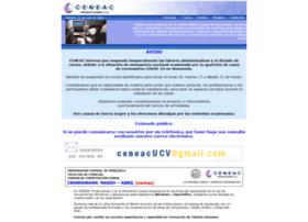 Ceneac.com.ve thumbnail