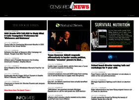 Censored.news thumbnail