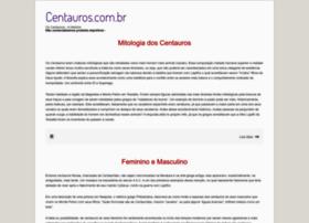 Centauros.com.br thumbnail