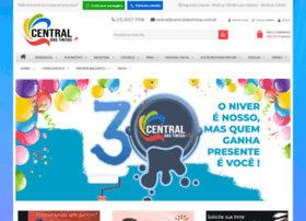 Centraldastintas.com.br thumbnail