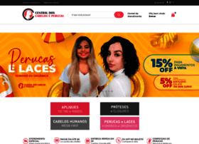 Centraldoscabelos.com.br thumbnail