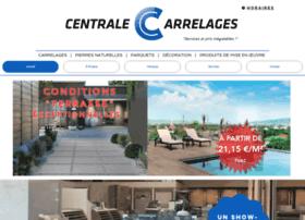 Centralecarrelages.be thumbnail