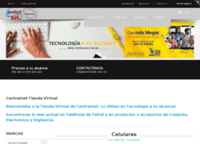 Centralnet.com.mx thumbnail
