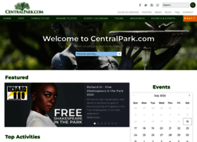 Centralpark.com thumbnail