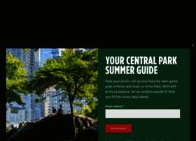 Centralparknyc.org thumbnail